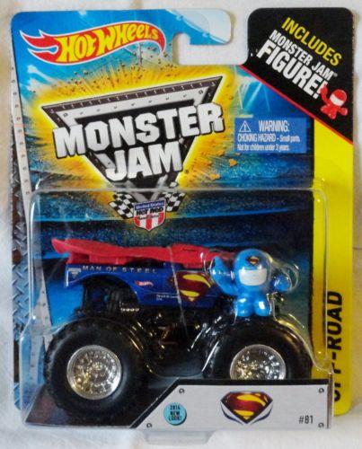 Man of Steel (Monster Jam)