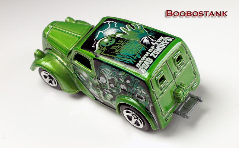 Anglia Panel Truck