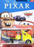 Hiway Hauler 2 Pixar Series