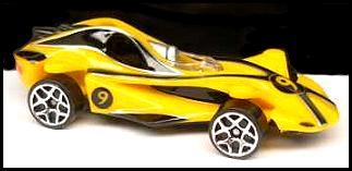 Racer X Race Car