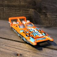 2012. H2GO. Daredevil Racers 5pack. Larry Wood. W4253.