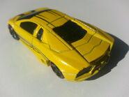Lamborghini Reventón rear