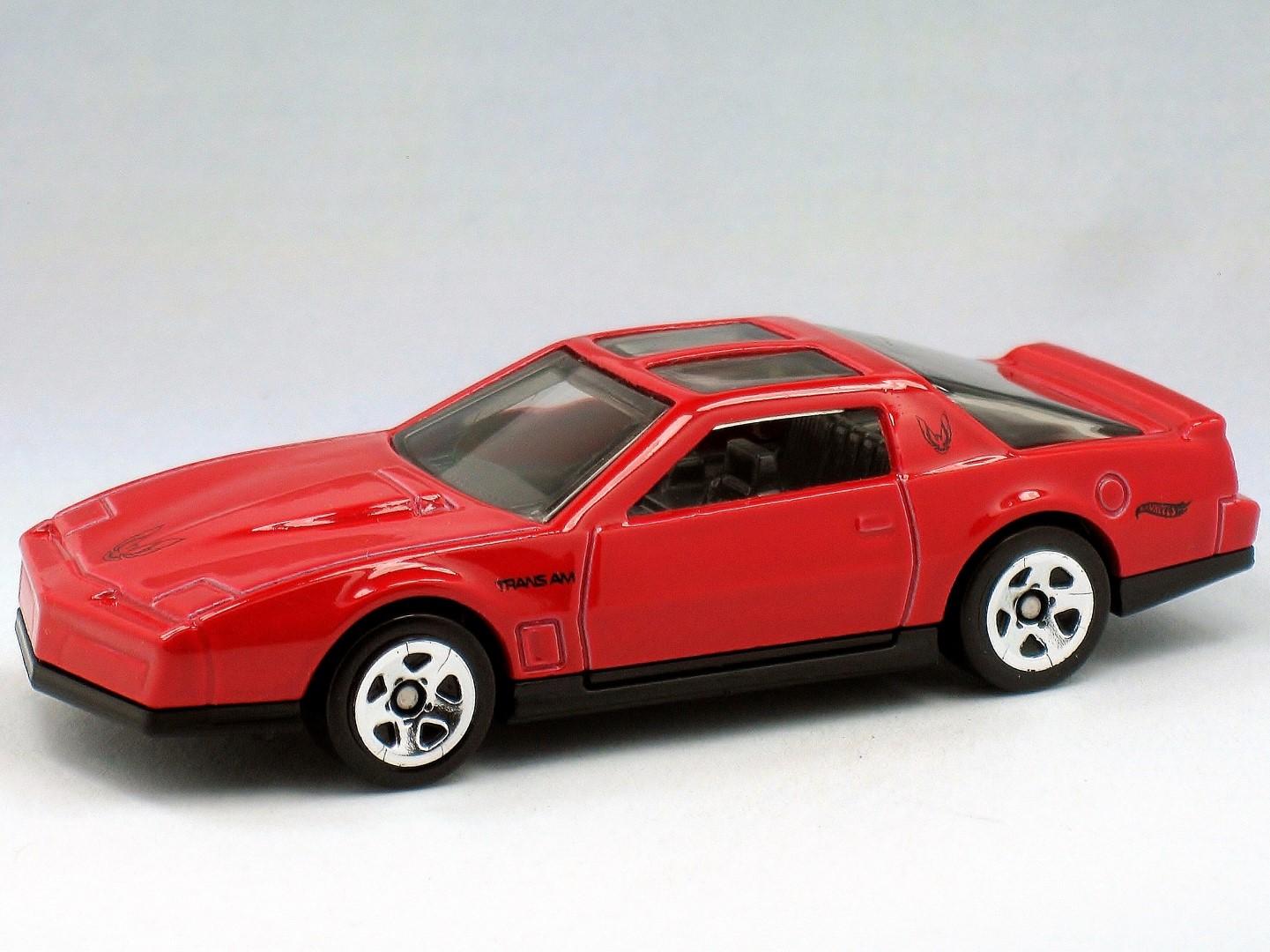 '84 Pontiac Firebird