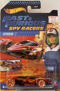 F&F Spy Racers Hyperfin