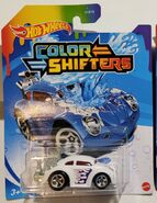 Hot Wheels 2021 BeetleTooned Color Shifters
