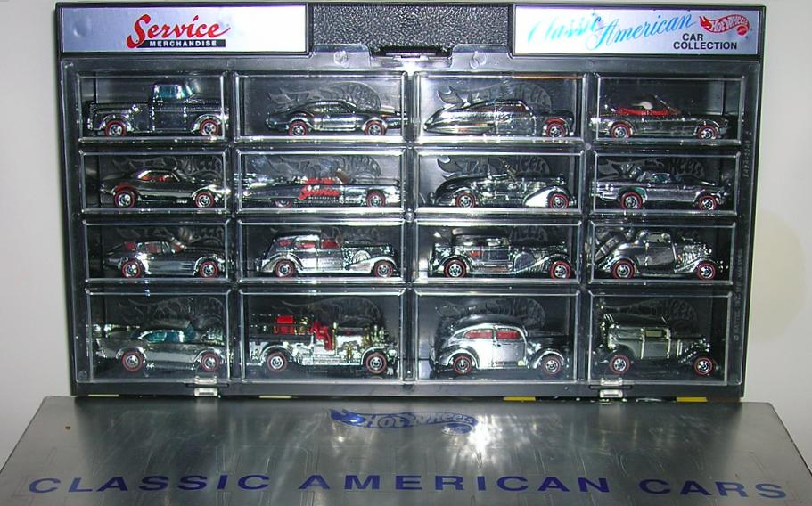 Service Merchandise Classic American Car Collection