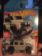 '15 Land Rover Defender Double Cab US Card