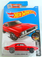 69 Dodge Charger 500 - N Burnerz 4 - 16 Cx