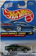 Hot Wheels 80's Corvette Mixed Signals Series