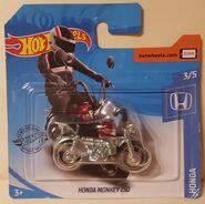2020 Hot Wheels Honda Monkey Z50