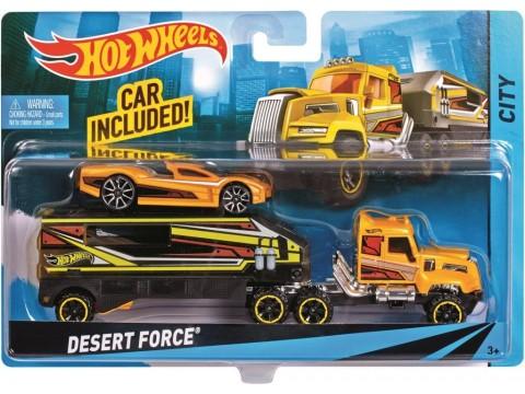 Desert Force (Truckin' Transporters)