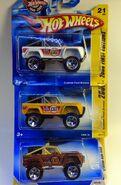 Custom FOrd Bronco Color VAriations