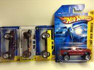 Dodge Ram 1500 Color & Card Variations