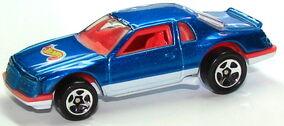 1996 Hot Wheels Velocitor #471