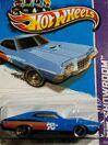 2013 242-250 HW Showroom - '72 Ford Gran Torino Sport 'K&N' Blue