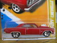 64 CHEVY CHEVELLE SS