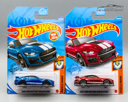 GHB32 & GTD38 - 2020 Ford Mustang Shelby GT500 carded-1