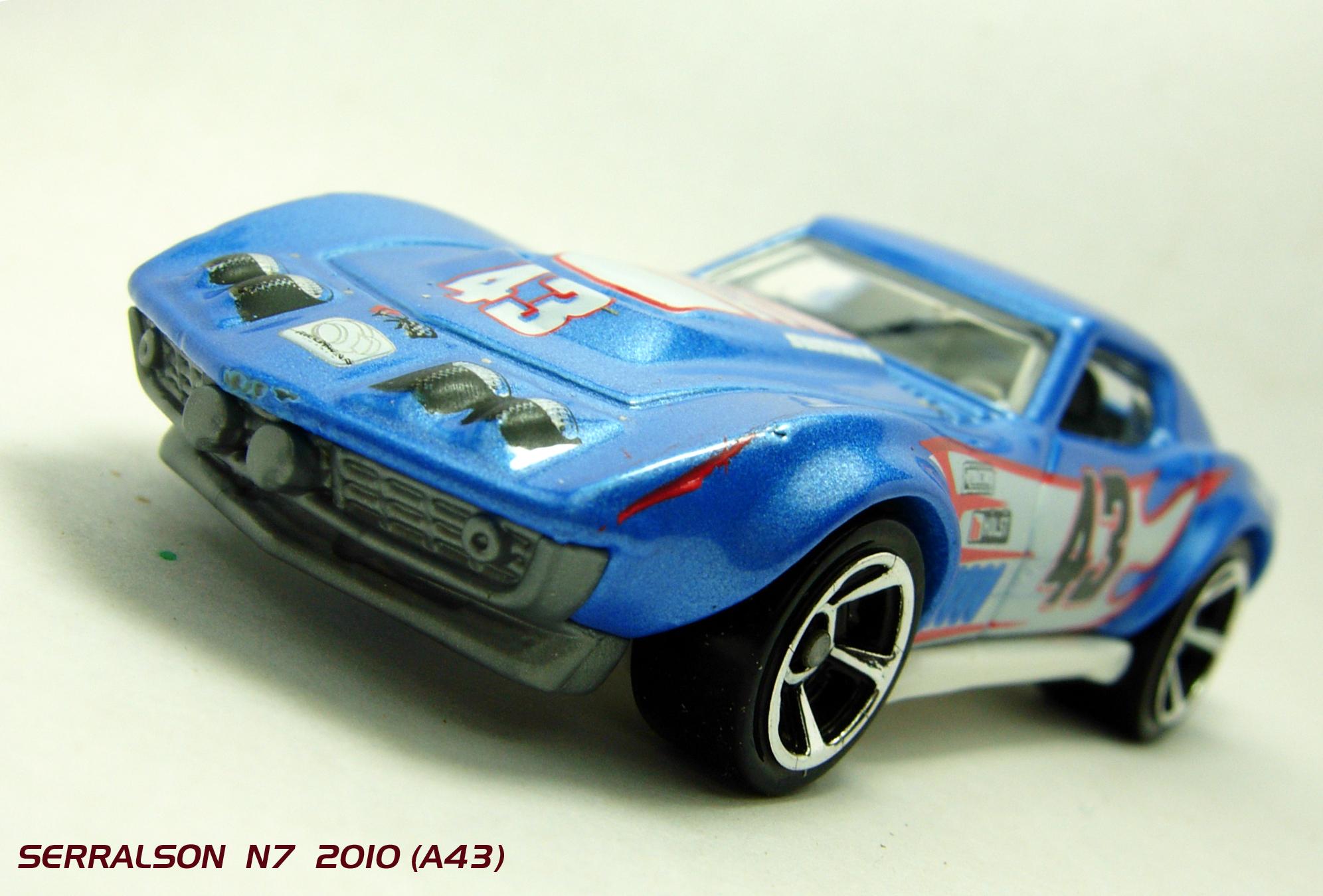 '69 COPO Corvette