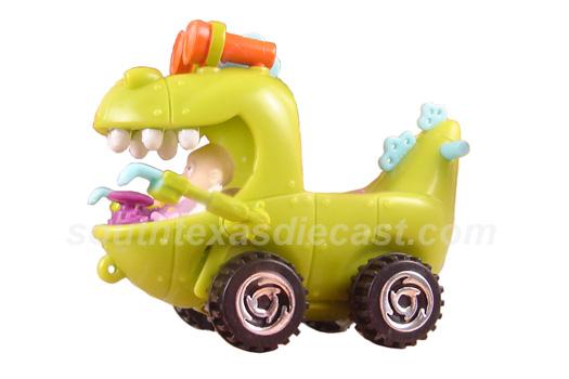 Reptar Wagon (1998)