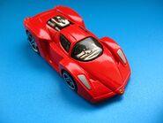 Tooned Enzo Ferrari