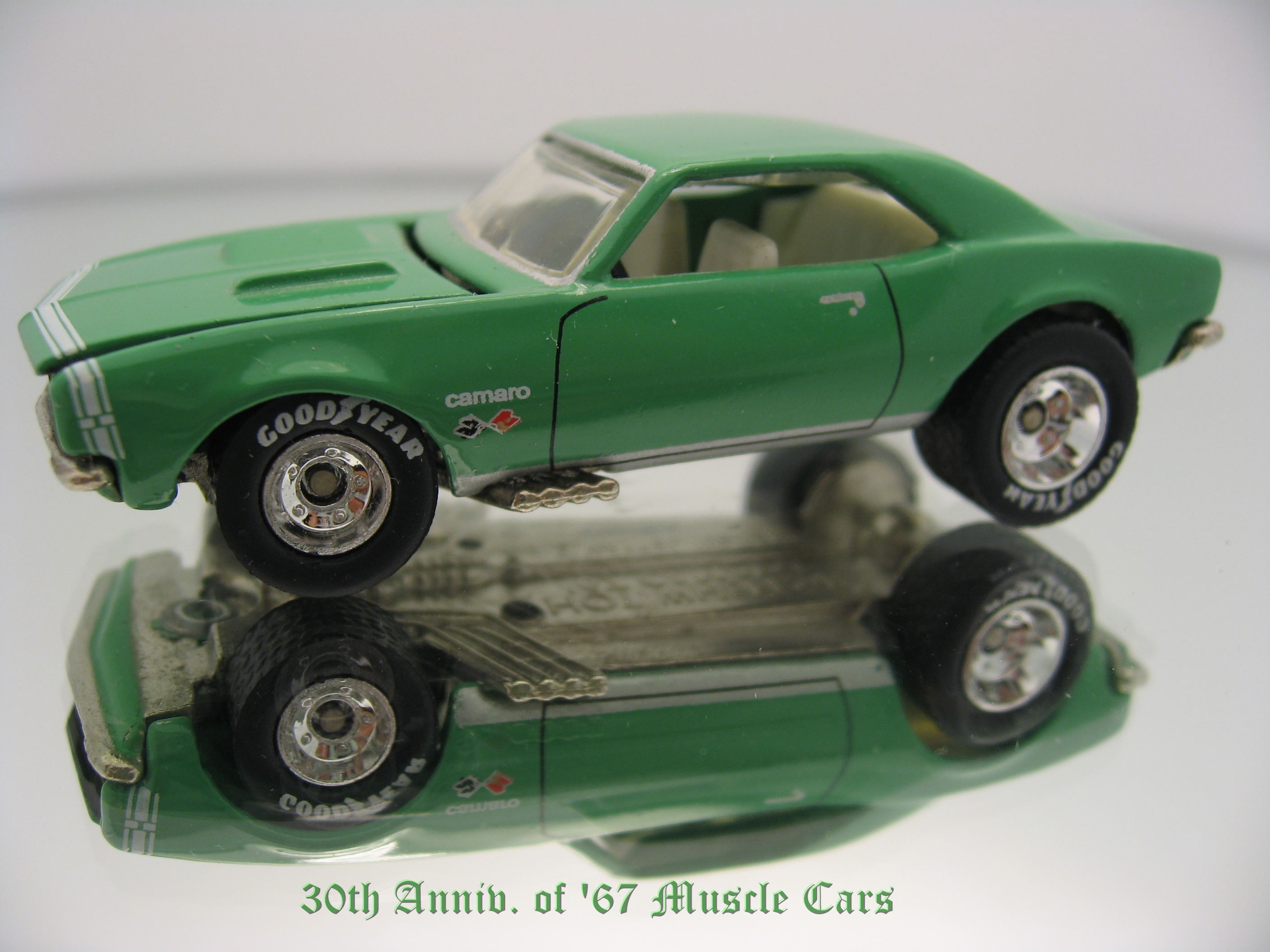 30th Anniversary of '67 Muscle Cars 3-Car Set