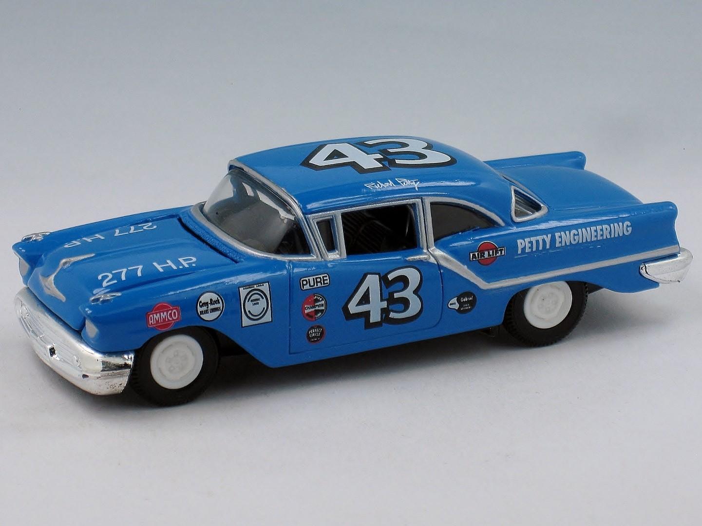1957 Oldsmobile Stock Car