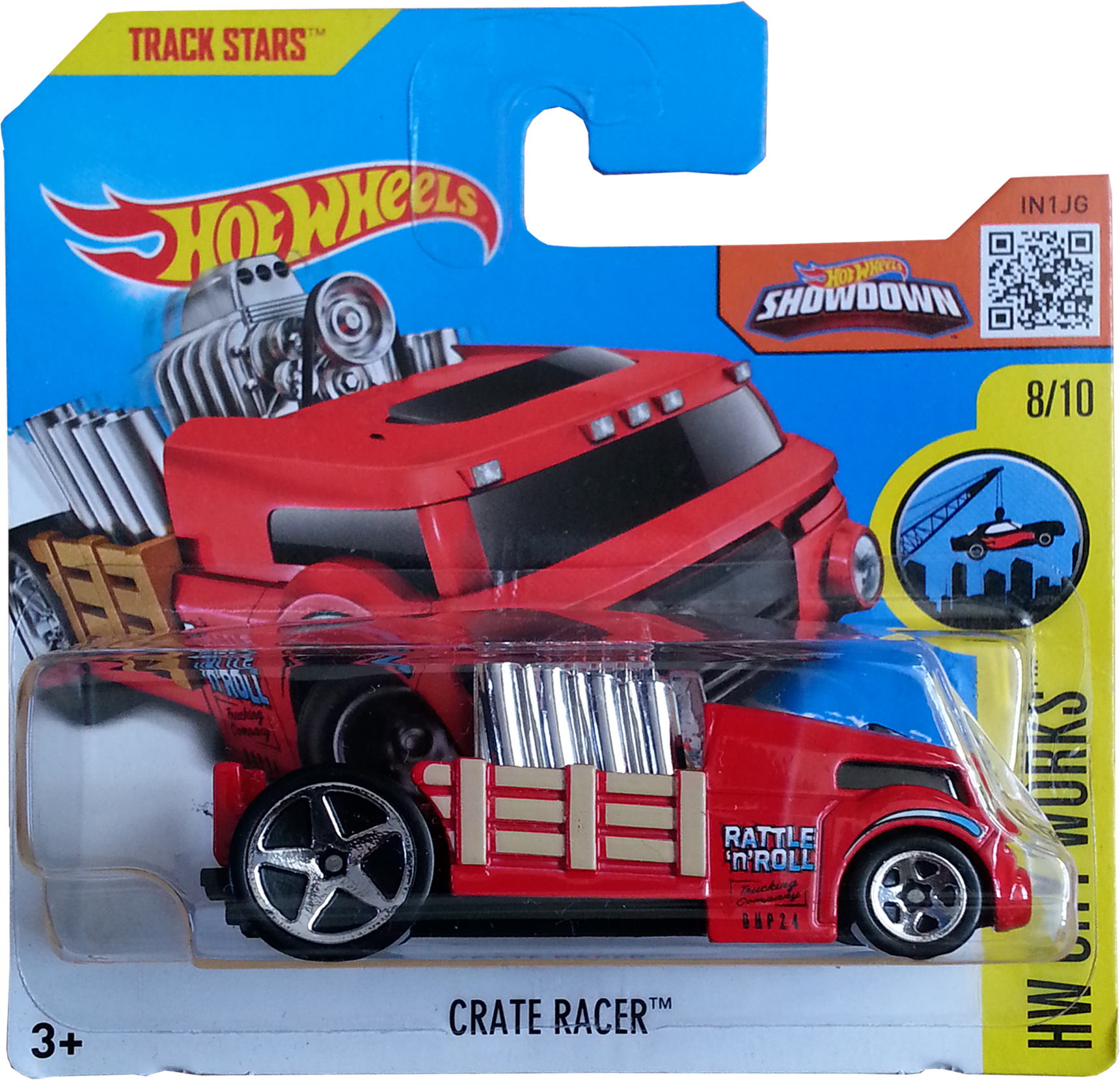 Crate Racer