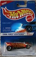 Hot Wheels Turbo Flame 1996 First Editions