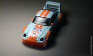 2016 RLC Gulf Racing Porsche 993 GT2 3