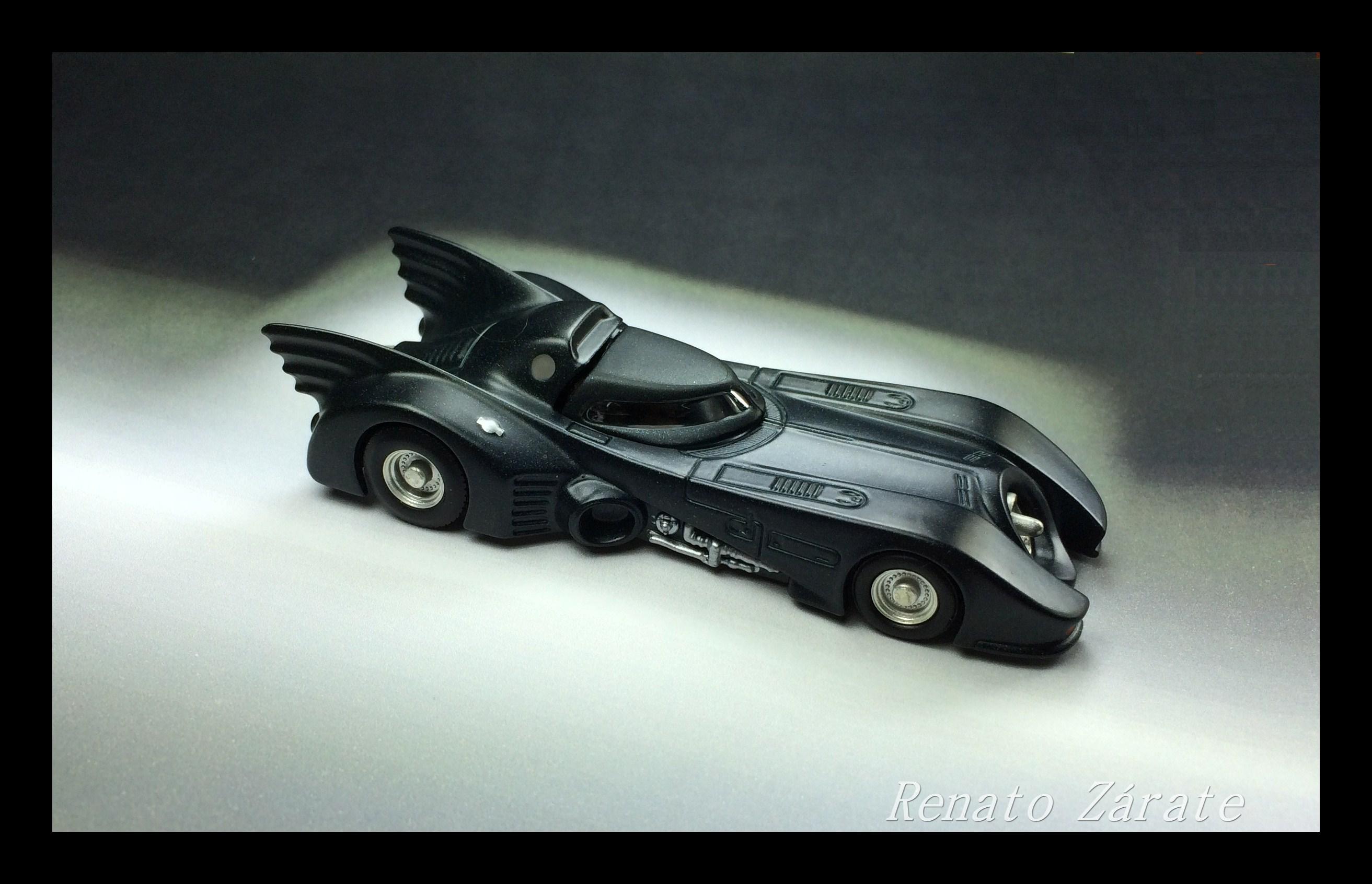 1989 Batmobile (100%)