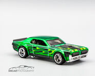 GTD02 - 68 Mercury Cougar