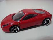 2010-Ferrari 458 Italia