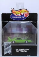'70 Plymouth Superbird - 1999 Cool Collectibles - Lime Green.jpg