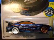 2016 Toyota Supra BLUE HW Speed Graphics
