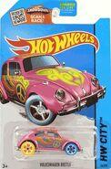 2015 Volkswagen Beetle Pink