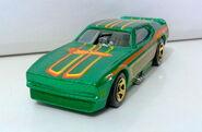 71 Mustang Funny Car - THunt 10 - 11 - 1