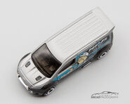 GCT19 - Hot Whels Ford Transit Coinnect-1-2