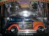 '37 Ford Woodie