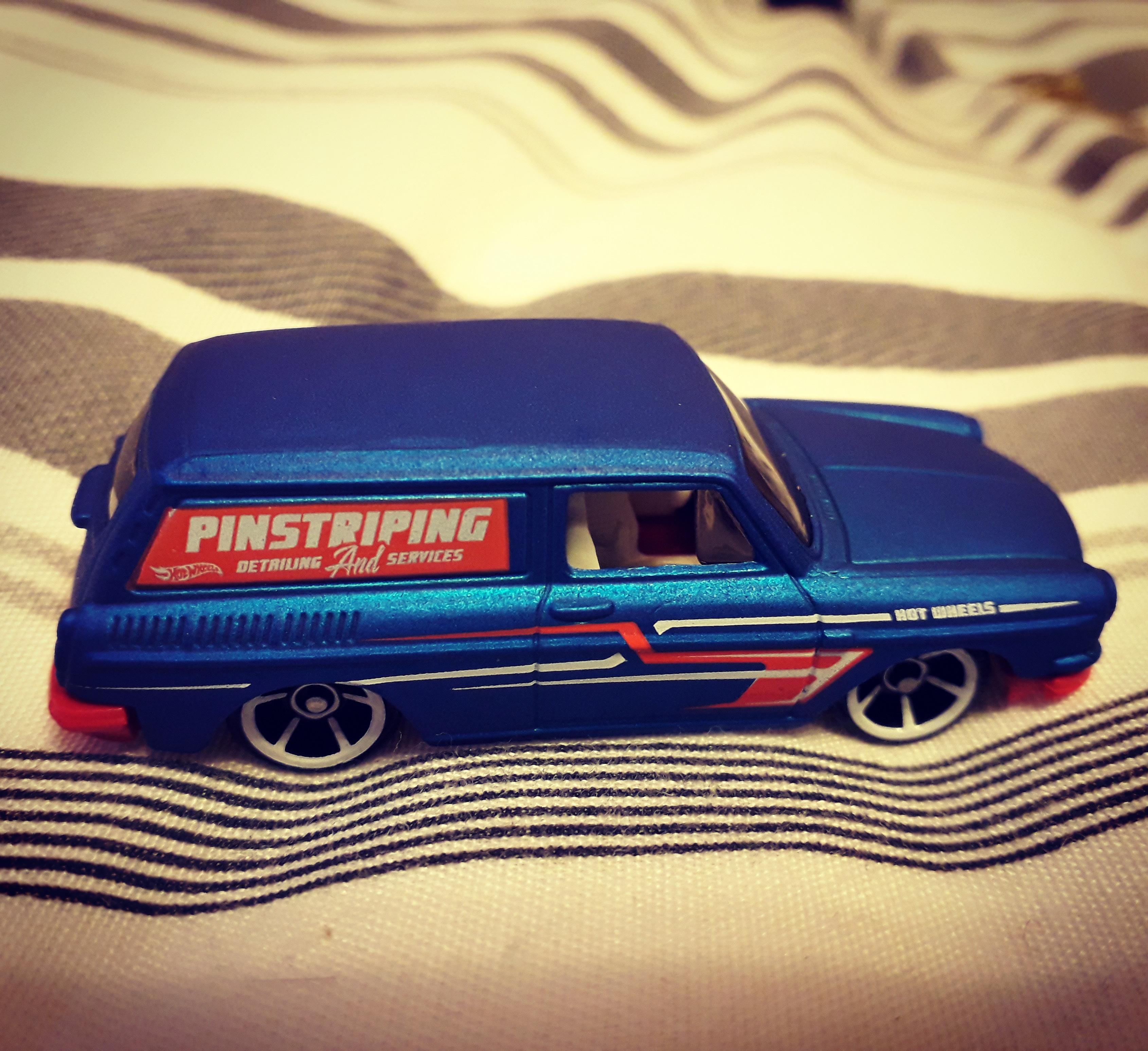 Custom '69 Volkswagen Squareback