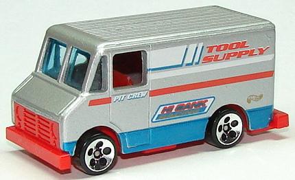 Pit Crew Truck