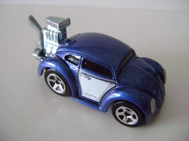 Volkswagen Beetle ('Tooned)