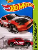 2014 249-250 HW Workshop - Performance - Nissan 370Z 'GReddy' Red