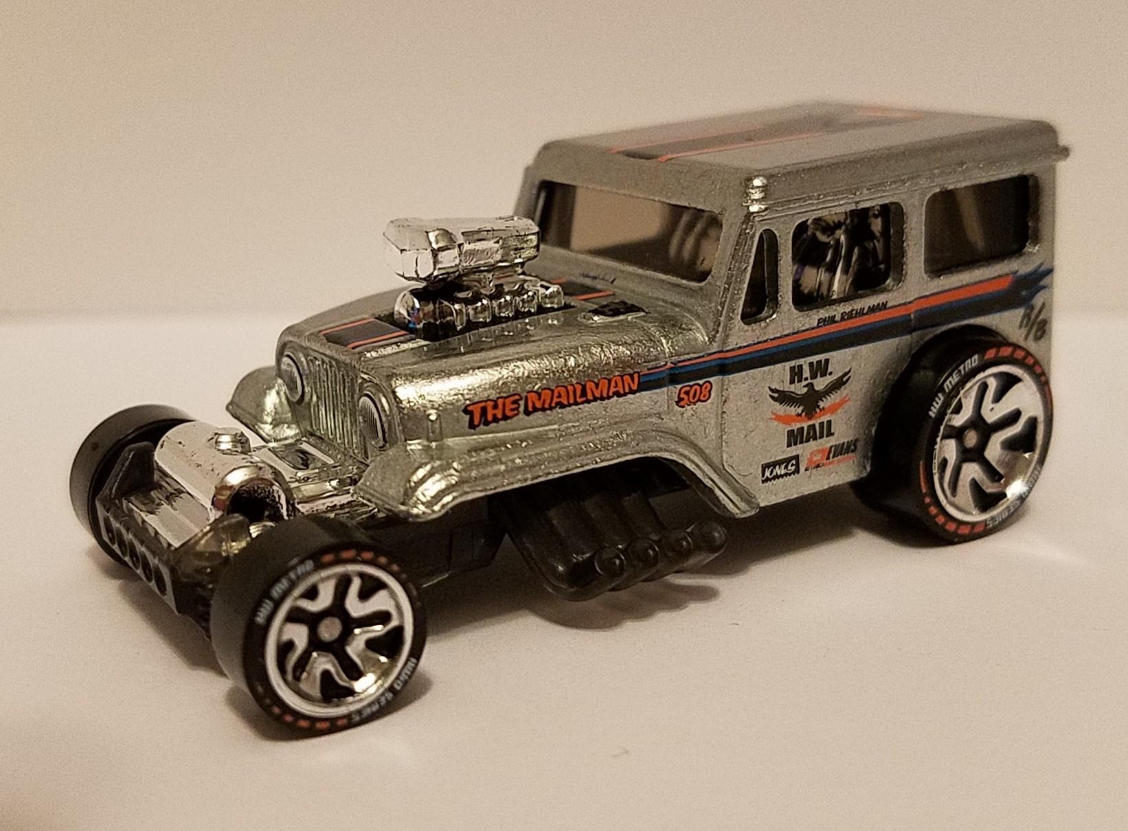 Jeep DJ-Express