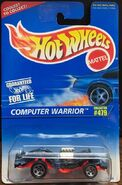 Hot Wheels 1996 Phantomachine carded