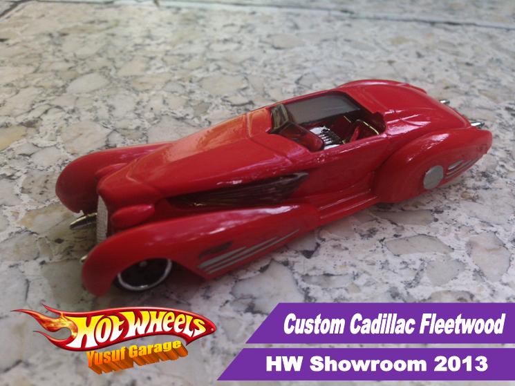 Custom Cadillac Fleetwood