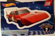 Plymouth Road Runner 1970 Superbird 09