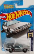 BttF Time Machine Hover Mode (STH) 01