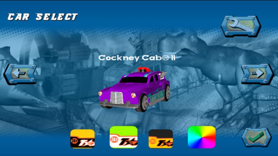 Cockney Cab II