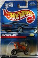 Hot Wheels Express Lane collector