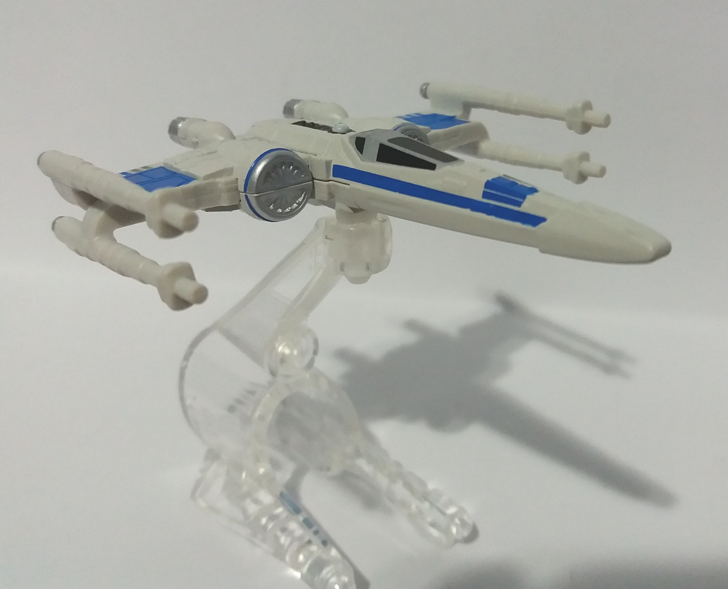 X-Wing Fighter (Wings Closed) (Starship)